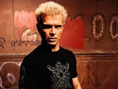 Billy Idol Is Touring in 2015 @ARTISTdirect