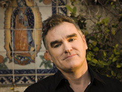 Morrissey Has Cancer Scare @ARTISTdirect